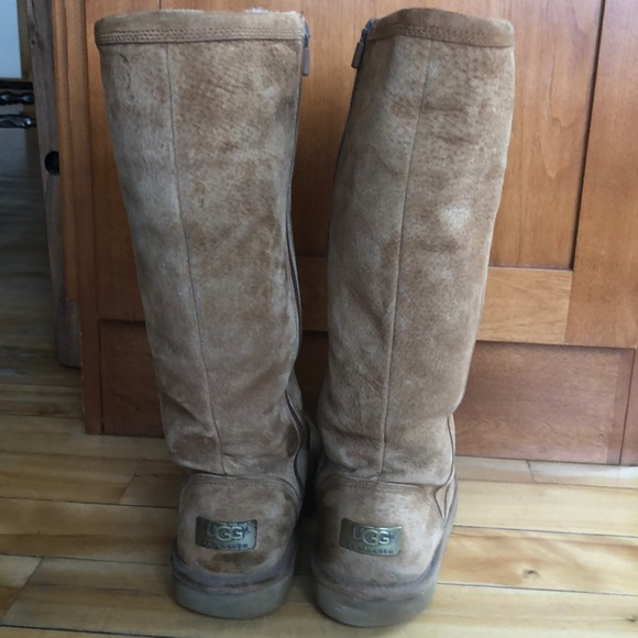 e126e8131b6 UGG Tall Greenfield Boot